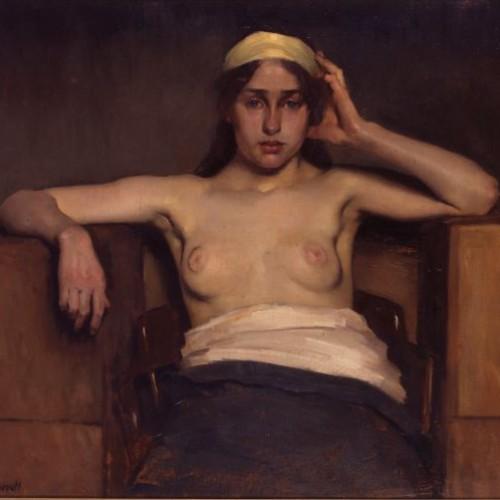 Nude study 1897