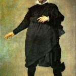 Velasquez. Pablo De Valladolid. 1635