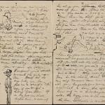 letter Harry also Tom 2 5 1901 2 of 3