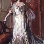 Sketch Nellie Melba 1902