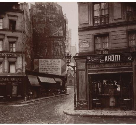 Boulevard St Jacques Paris