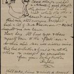 letter  28 3  01 describing a party