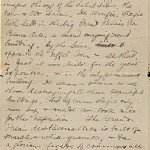 letter mentioning Le Grand Palais