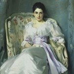 Sargent. Lady Agnew of Lochnaw. 1892.