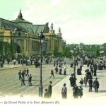 Le Grand Palais mentioned in Ramsay letter 1901